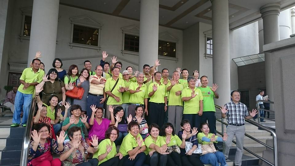 Bukit Koman community at the Kuala Lumpur High Court | SAM