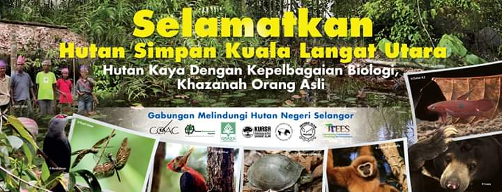Save the Kuala Langat North Forest Reserve