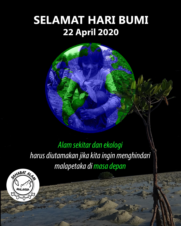 Selamat Hari Bumi 2020
