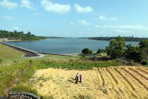 Lebam Dam 2