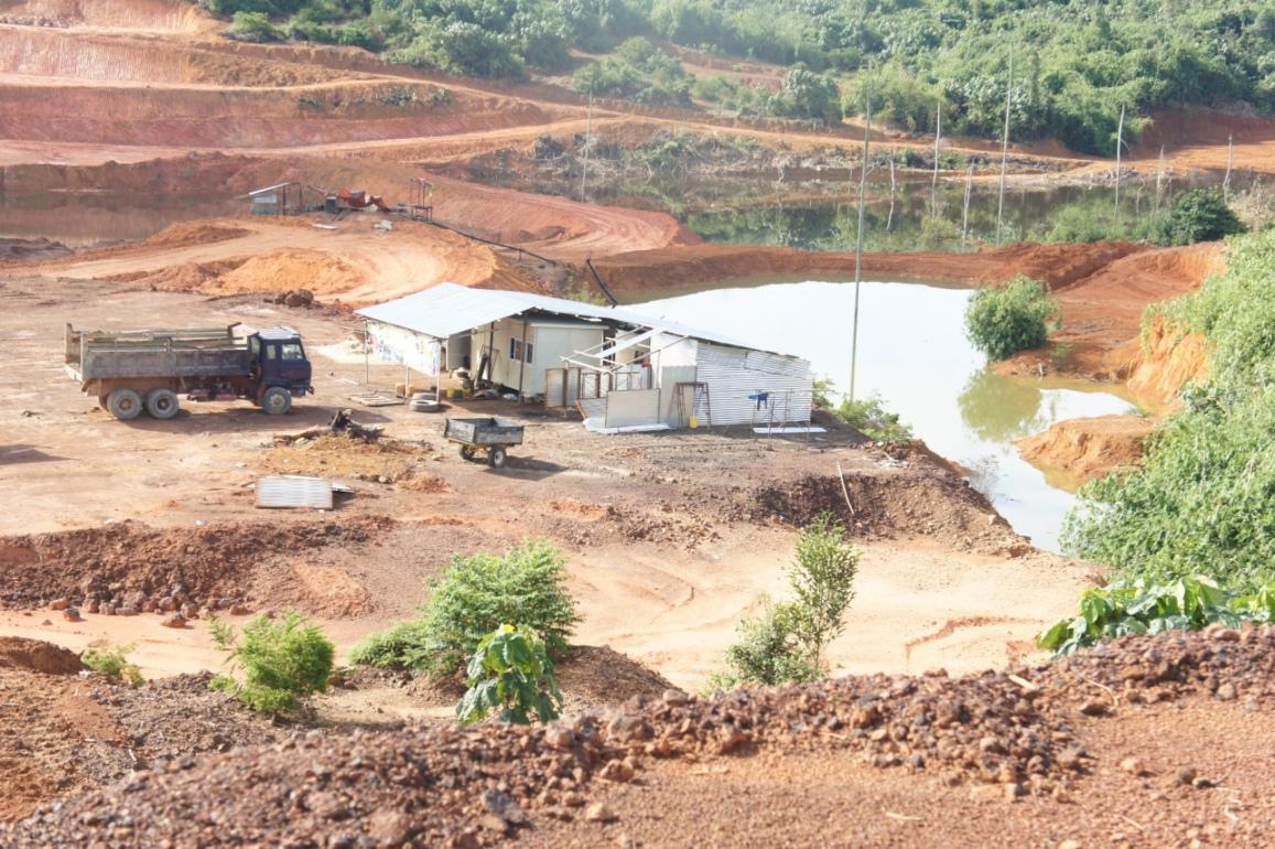 Aktiviti pembalakan menjejaskan kawasan tadahan air dan kehidupan penduduk