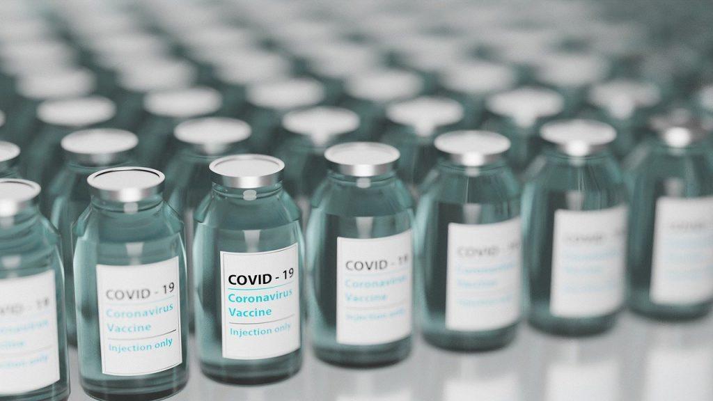 vaccine, covid-19, vials